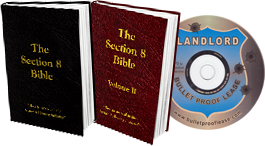 Section 8 Bible i and i, plus Bullet Proof lease