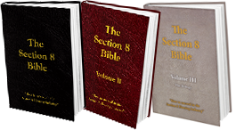 Section 8 Bible I, II and III