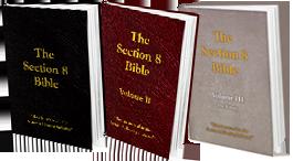 Section 8 Bible I, II and III