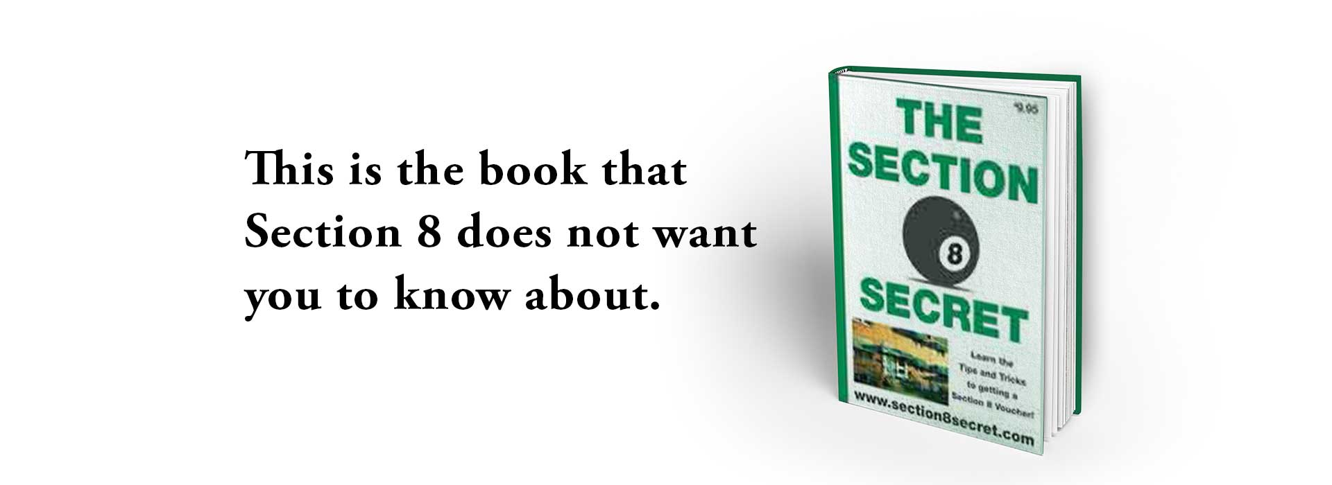 Section 8 Bible - Top Selling Guide for Landlords