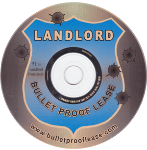 Bulletproof Lease CD
