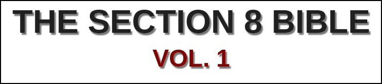 Section 8 Bible Volume 1