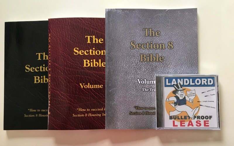 All three volumes plus Leas