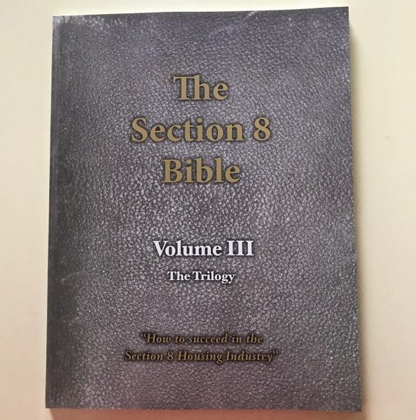 Section 8 Bible volume 3